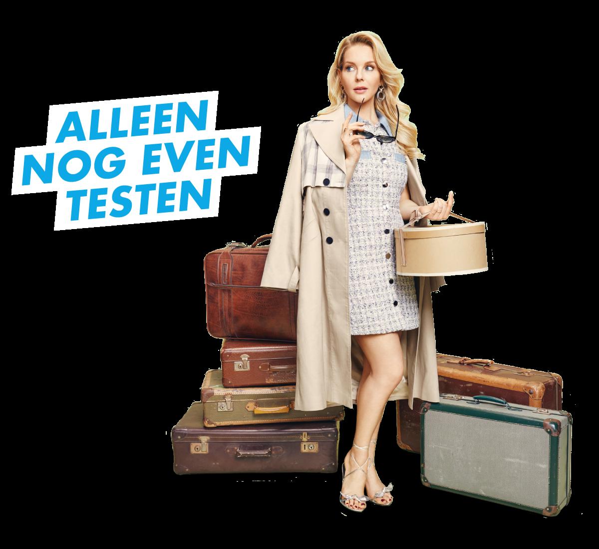 Chantal Janzen - Alleen Nog Even Testen