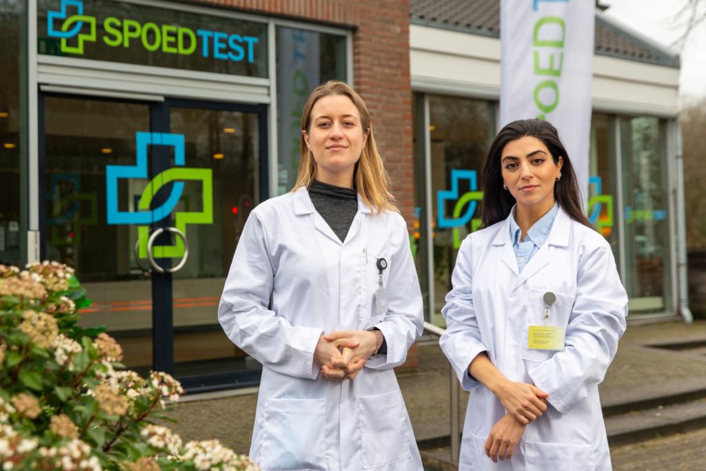 Medisch team Spoedtest.nl