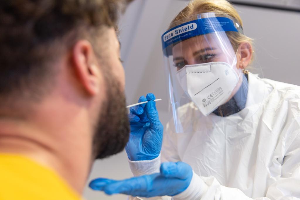 PCR-test afnemen Coronatest Amsterdam